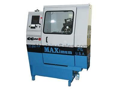 MAXimum TF850-FP Programmable Automatic Top & Face Grinder