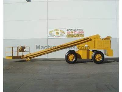 76 Foot Boomlift, Diesel, Excellent Condition, Basket & Ground Controls, Duetz Diesel