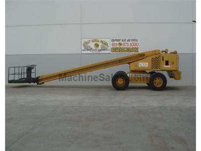 Diesel, 90 Foot Working Height, 8 Foot Basket, Rental Ready, Solid Tires, Serviced, Painted