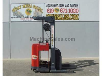 3000LB Stand Up Forklift, 191 Inch Lift Height, Painted, Warrantied Battery