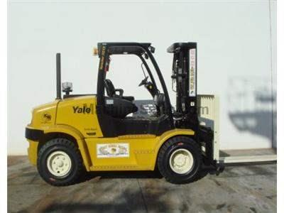 15500LB Forklift, Side Shift, Diesel, Automatic, Low Hours