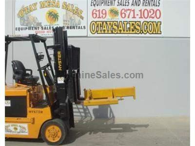 14000LB Boom Attachment for Forklift, Drive In