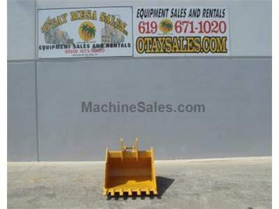 36 Inch Tooth Bucket for Case Backhoes