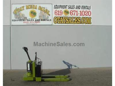 5000LB Electric Pallet Jack, Ride On, 24 Volt, Warrantied Battery, Includes Charger