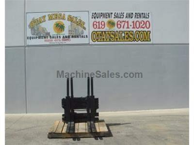 Single Double Attachment for Forklift, Class 3