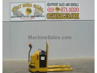 6000LB Electric Pallet Jack, Painted, Warrantied Battery