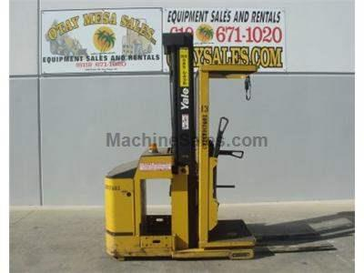 3000LB Order Picker, 240 Inch Lift, Warrantied Battery, Commercial Charger