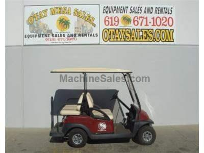 Golf Cart, Electric, 4 Passenger, Includes Charger
