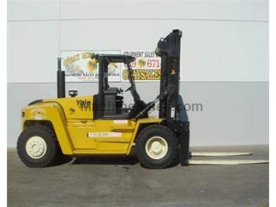 36000LB Forklift, Tier 3, Owned Since New, Side Shift, Fork Positioner, Soft Touch Controls
