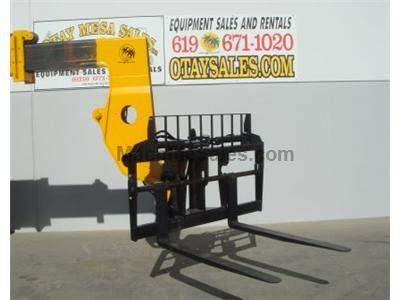 Swing Carriage for Telehandler Forklift
