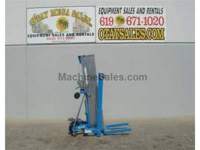 650LB Capacity Material Lift, 25 Foot Lift