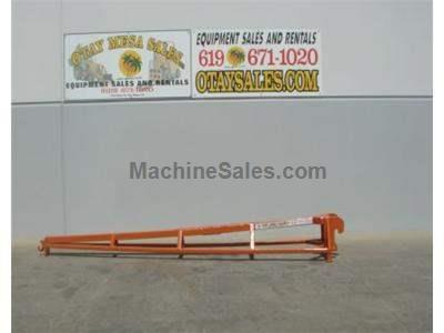 Truss Boom Attachment for Forklifts, 15 Foot Fixed Length