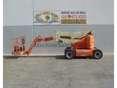 Articulated Boomlift, 46 Foot Working Height, Rotational Articulating JIB