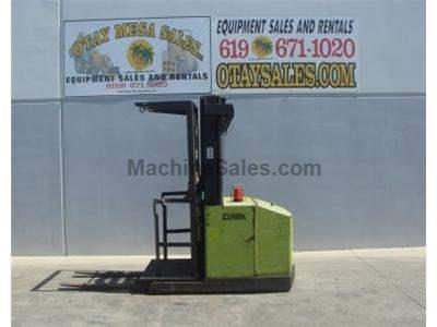 Order Picker, 3000lb Capacity, 198 Inch Lift, Warrantied Battery, Includes Charger