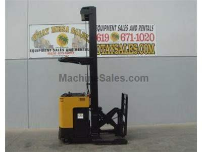4500LB Reach Forklift, Electric, 330 Inch Max Lift Height, Includes Warrantied Battery and Charger