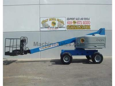 Boomlift, 46 Foot Working Height, Dual Fuel 2wd, Power to Platform