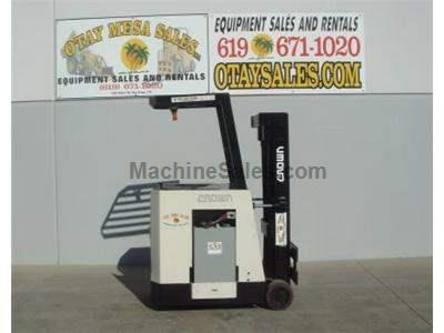 3000LB Forklift, Electric Stand-Up, 3 Stage, New Paint, Serviced, Warrantied Battery