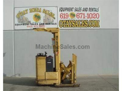 3000LB Forklift, Stand Up Reach Lift, Electric, 3 Stage, 211 Inch Lift, Warrantied Battery, Includes Charger