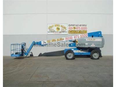 Boomlift, 71 Foot Working Height, 65 Foot Basket Height, JIB, Diesel, 4x4, Genset, Power to Platform