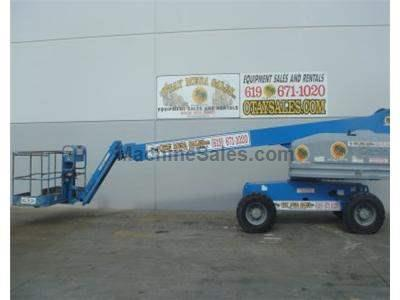Boomlift, 51 Foot Working Height, 4WD, JIB, Power To Platform, Diesel