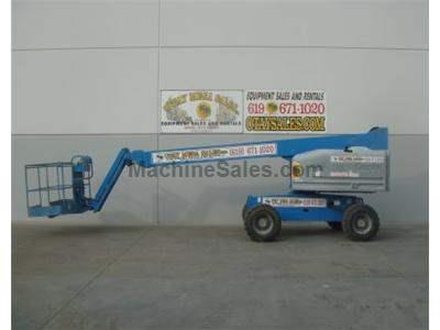 Boomlift, 51 Foot Working Height, 45 Foot Basket Height, JIB, Diesel, 4x4, GenSet, Power To Platform