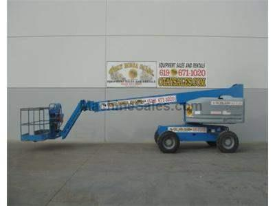 Boomlift, 51 Foot Working Height, 45 Foot Basket Height, JIB, Diesel, 4x4, On Board Welder