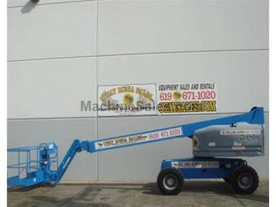 Boomlift, 51 Foot Working Height, 45 Foot Basket Height, Diesel, 4WD, JIB, Genset