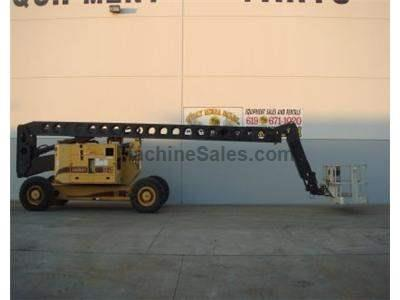 Articulated Boomlift, 86 Foot Working Height, 4WD, Power to Platform