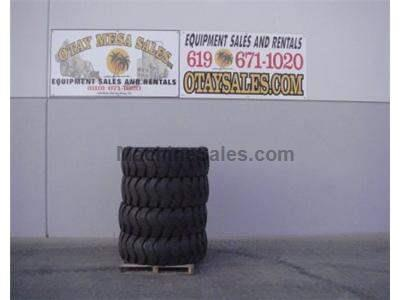 Wheel Loader Tires, New, 17.5-25, Jetstone Industrial