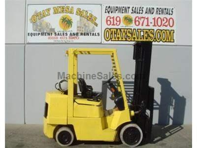 8000LB Forklift, Cushion Tire, Propane, Automatic, Side Shift