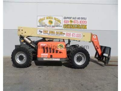 9000LB Telescopic Forklift, 4x4, 43 Foot Reach, Auxiliary Hydraulics, Excellent Condition