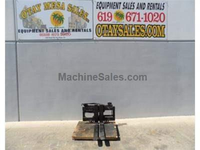 Universal Fork Positioner, Class II, 42 Inch Forks, 38 Inch Carriage