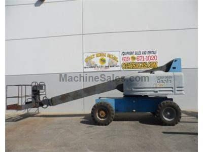 Boomlift, 66 Foot Working Height, 60 Foot Basket Height, Dual Fuel, Power to Platform