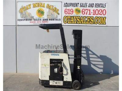 3000LB Stand Up Electric Forklift, Counter Balanced, 3 Stage, Side Shift, 36 Volt, Warrantied Battery