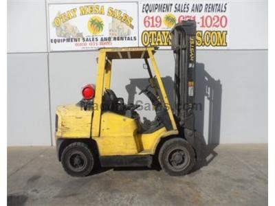 9000LB Forklift, Pneumatic Tires, Vortec V6, Propane Power, Side Shift, Automatic Transmission
