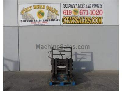 Class III Single Double Attachment, 40 Inch Forks, 5500LB Capacity