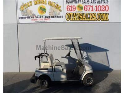 Hyundai Golf Cart, Gasoline Powered