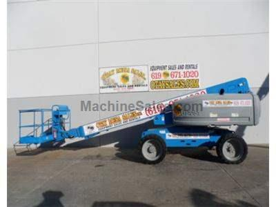 Boomlift, 66 Foot Working Height, 60 Foot Basket Height, Diesel, On Board Genset
