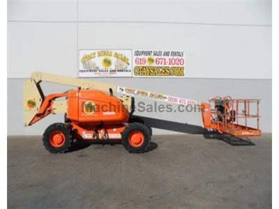 Boomlift, 66 Foot Working Height, 60 Foot Basket Height, Dual Fuel, 4x4, Power to Platform