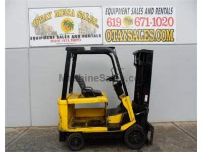 5000LB Forklift, Electric, 48 Volt, 3 Stage, Side Shift, Warrantied Battery, Includes Charger