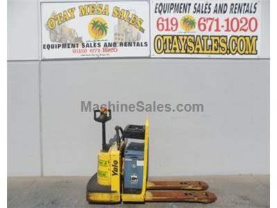 6000LB Electric Pallet Jack, 24 Volt, Warrantied Battery, Includes Charger, 48 Inch Forks
