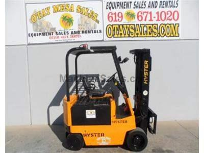 5000LB Forklift, Electric, 3 Stage, Side Shift, 48 Volt, Warrantied Battery, Includes Charger