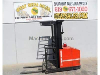 "3000LB., Order Picker, 3 Stage, 198"" Lift."