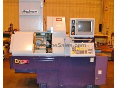CITIZEN M20 CNC Swiss-Type Screw Machine