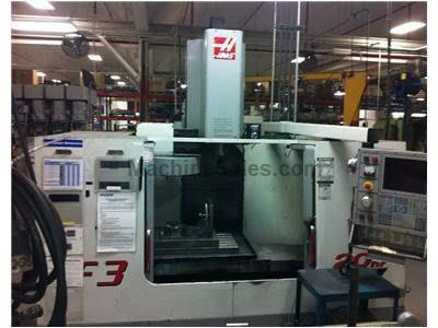 Haas VF3 Vertical Milling Machine