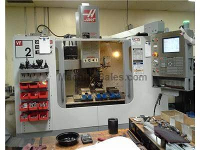 Haas VF2 Vertical Machining Center