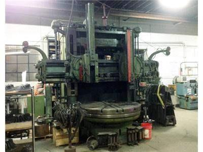 "72"" King Vertical Boring Mill"