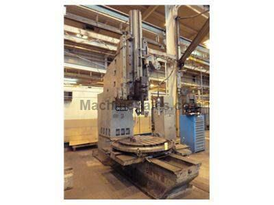 Betts Vertical Slotter,