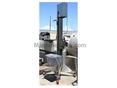 Weigh Pack 7' Lift/Dumper