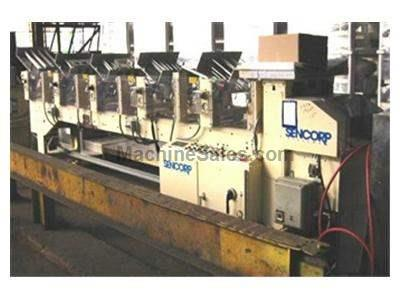 SENCORP HP12 BLISTER PACKAGING MACHINE